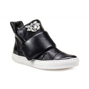 Sneakersy CARINII B3522 czarne