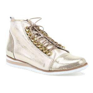 Sneakersy J.WOLSKI 083 złote