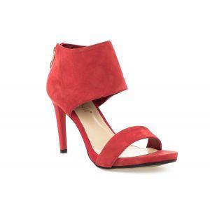 Sandały CARINII B3710 czerwone