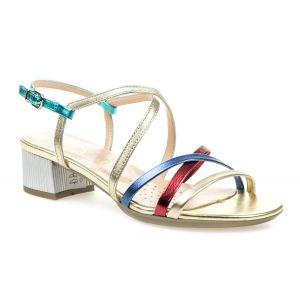 Sandały SALA 6031/000 kolorowe paski