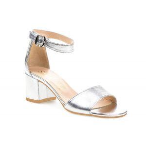 Sandały SALA 5092/1103 srebrne