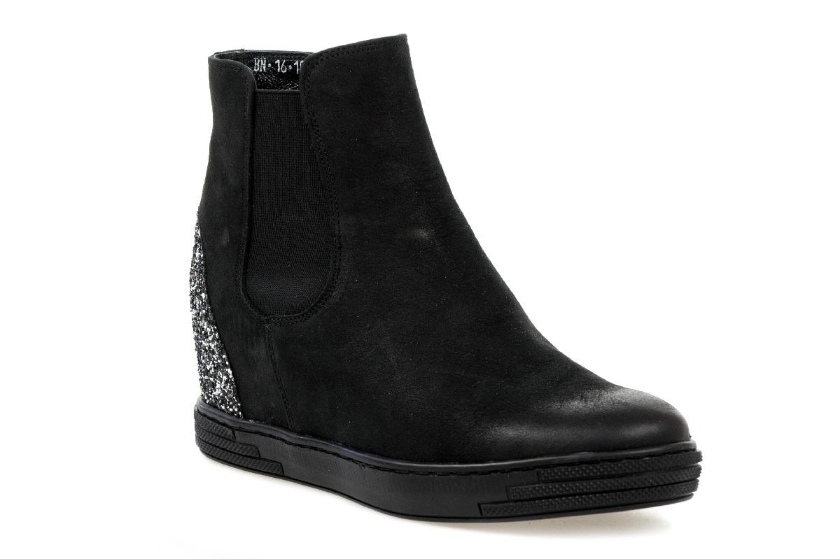 Sneakersy KARINO 1853/003-P czarne