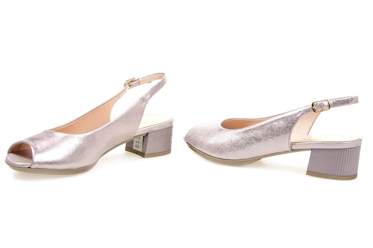 Sandały SALA 6044994 wrzos przecierany | Sandały, Buty