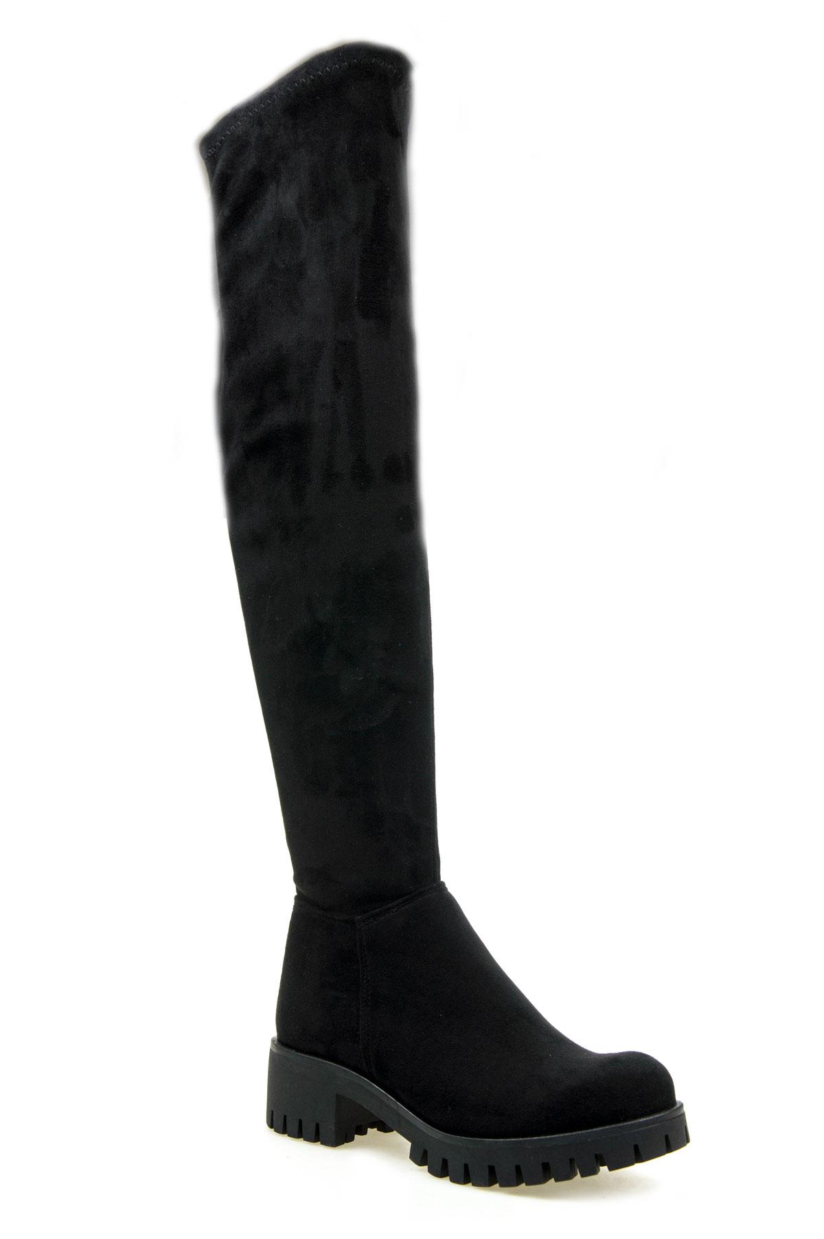Kozaki J.WOLSKI 380 czarne
